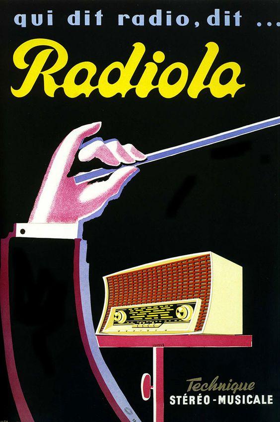 Radiola - personnification