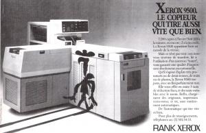 Rank Xerox - Lucky Luke