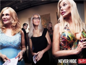 Ray Ban - Never Hide
