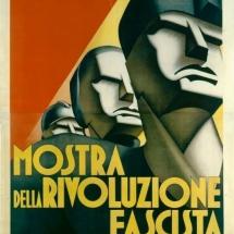 Rivoluzione fascista - Boccasile - 1932
