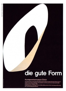 Emil Ruder - Die gute Form - 1958