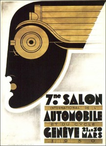 7e Salon international automobile - 1930