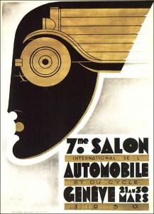 7e Salon international automobile - 1930