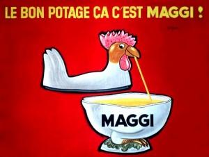 Savignac - Maggi - 1954