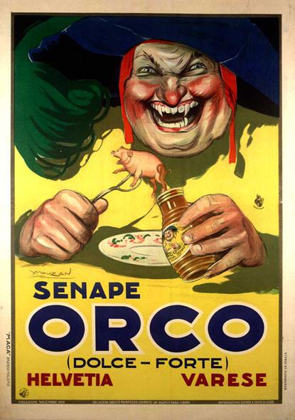 Senape Orco