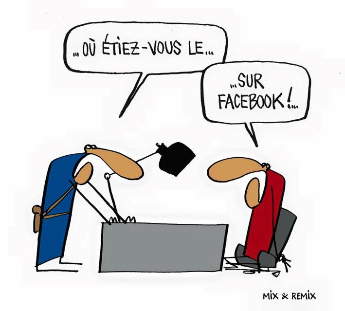 Facebook - Humour Mix&Remix