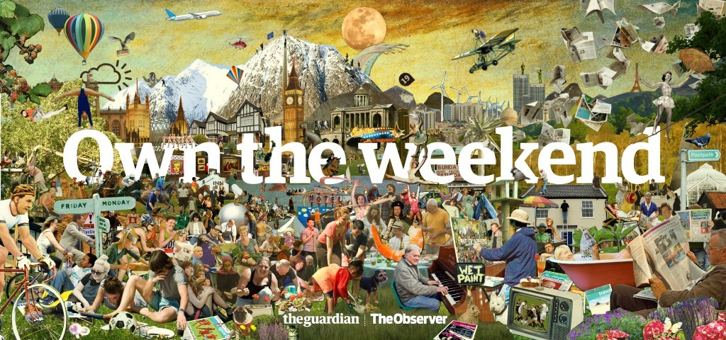 The Guardian - The Observer - Own the weekend