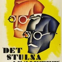 The Stolen face - 1931