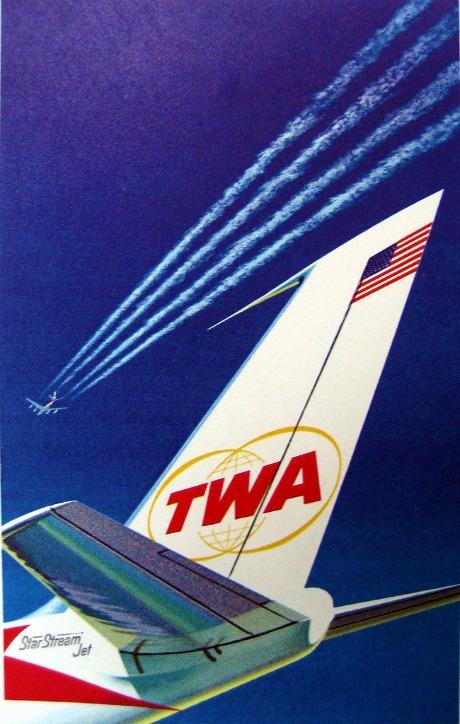 TWA - 1962