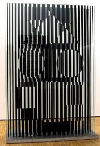 Vasarely - Bi-forme -1962