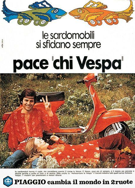 Piaggio - Vespa