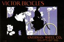 Victor Bradley - Victor bicycles - 1896