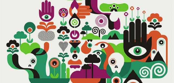 Illustrations flat design