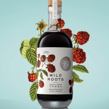 Wild roots vodka - Kristin Casaletto