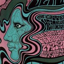 Wes Wilson Grateful Dead