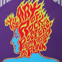 Wes Wilson The art of Rock
